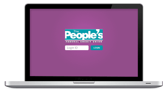 The people's Federal credit union login