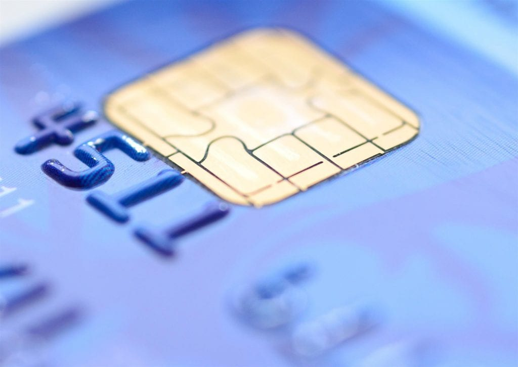 Chip in Your New Debit Card