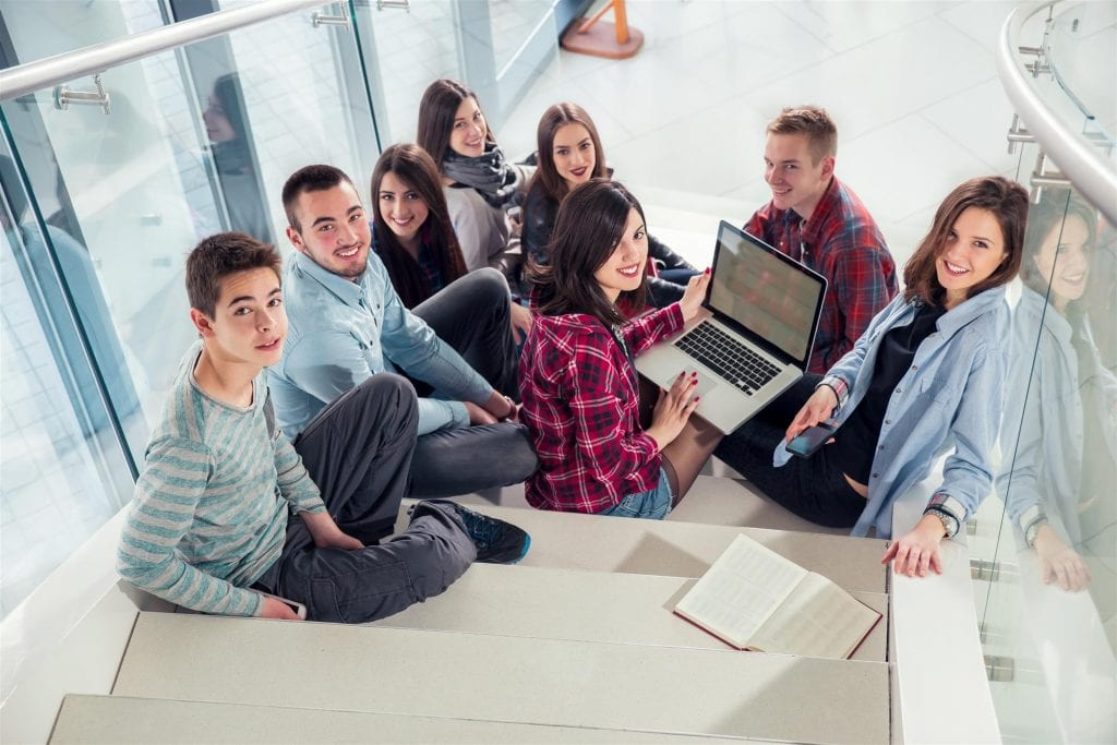 Personal Banking college students
