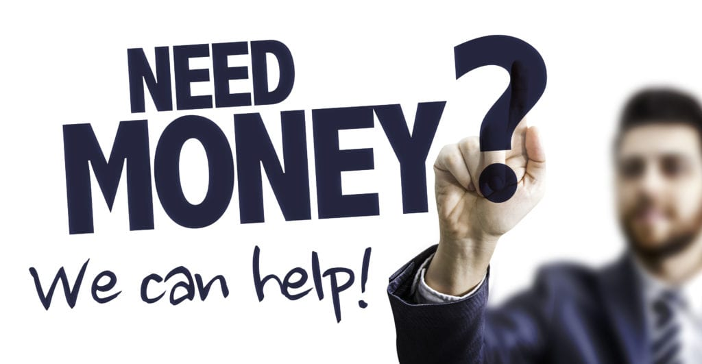 Need Money We Ccan Help