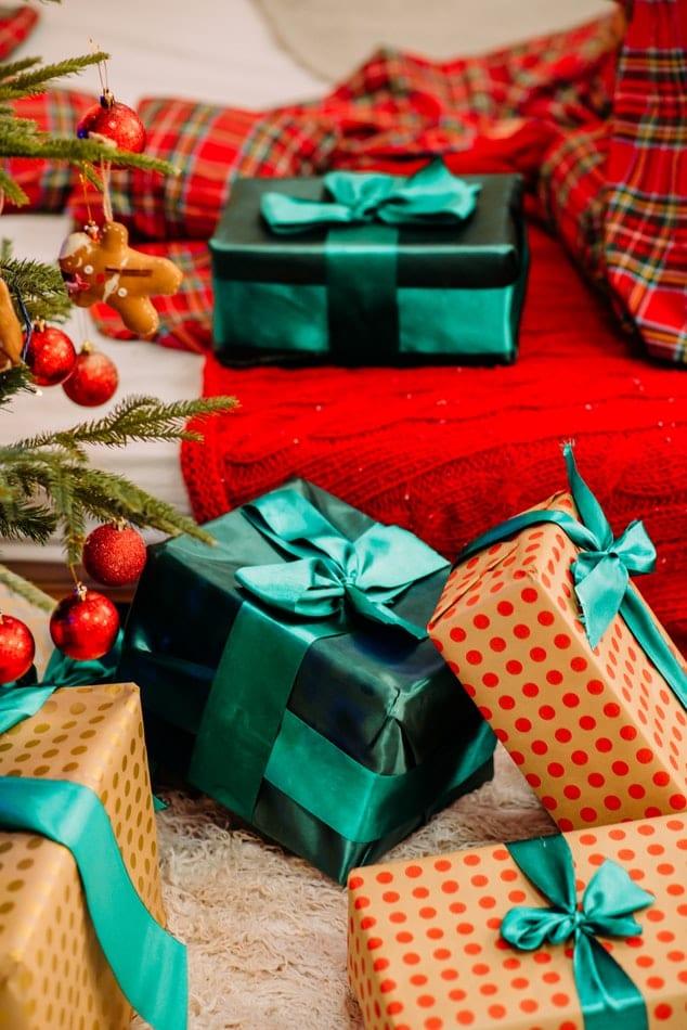 Christmas Packaging Stuff
